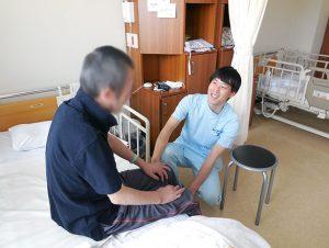 基礎看護学実習の画像