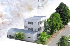 篠田看護専門学校の外観画像